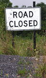 Road closed Stock Photos
