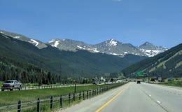 Road in Colorado Stock Image