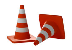 Road Cone Stock Photos