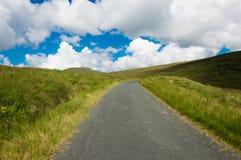 Road of Connemara Stock Images