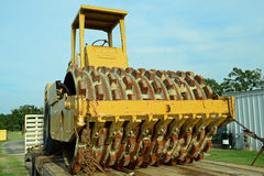 Road Construction Machinery Stock Images