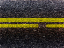 Road   covering  asphalt Stock Photography