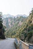 Road curves Stock Photos