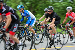 Road Cycling Race Royalty Free Stock Photography