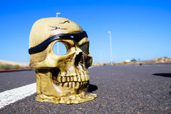 Road Death Concept Royalty Free Stock Images