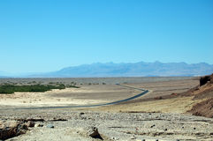 Road in Death Valley National Park, California,USA Stock Photo