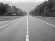 Road. Royalty Free Stock Images