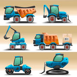 Road equipment  Royalty Free Stock Photography