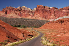 Road forward Stock Photo