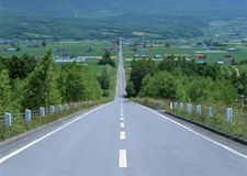 Road and Freedom Royalty Free Stock Photos