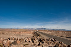Free Road From Arequipa To Chivay Royalty Free Stock Photo - 38718805