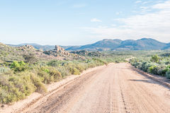 Free Road From Kamieskroon To Skilpad Royalty Free Stock Photo - 59868455