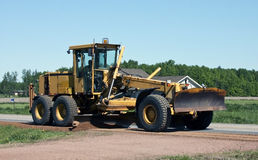 Road grader stock images