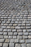 Road granite stones Royalty Free Stock Photo