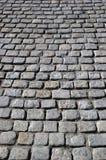 Road granite stones Royalty Free Stock Photo