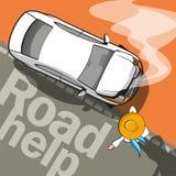 Road Help Stock Photos