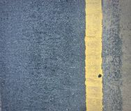 Road highway abstract. The road to divide yellow line stock images