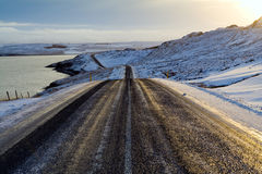 Road Iceland Stock Photography