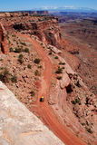 Road In Canyonlands National Park Royalty Free Stock Photos