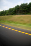 Road In Motion Stock Images