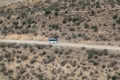Road inn the Ethiopian Highlands Stock Photos