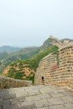 road in Jinshanling Great Wall Royalty Free Stock Photo