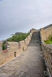 road in Jinshanling Great Wall Stock Image