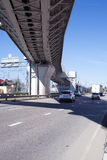 Road junction in Sochi, Russia Royalty Free Stock Photo