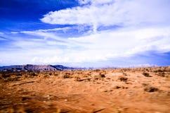 Road in Kaibab Platea, Arizona Royalty Free Stock Image