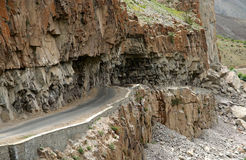 Road in Karakorum Stock Photos