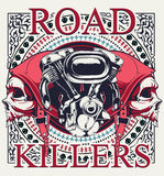 Road killer Stock Images