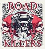 Road killer Stock Images
