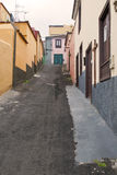 Road of La Orotava Royalty Free Stock Photo