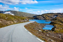 Road landscape Stock Photography