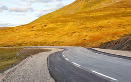 Road landscape Royalty Free Stock Images