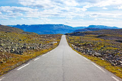 Road landscape Royalty Free Stock Photos