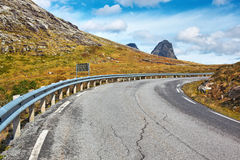 Road landscape Royalty Free Stock Photo