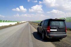 Road landscape Stock Photos