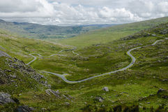 Road leading to the Healy Pass, Ireland, Europe Stock Images