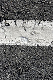 Road Line And Pavement Details Royalty Free Stock Photos