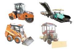 Road machines Royalty Free Stock Photo