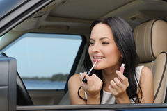 Road Make-Up Stock Photo