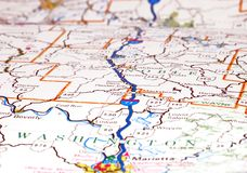 Road map Stock Photography
