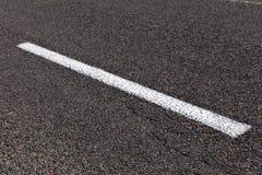Road markings, close-up Stock Photos