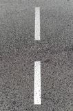Road Markings Stock Images