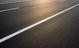 Free Road Markings On Asphalt Stock Image - 87556491