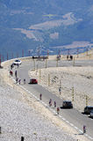 Road Mont Ventoux Royalty Free Stock Photography