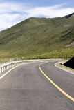 Road in a mountain Royalty Free Stock Photo