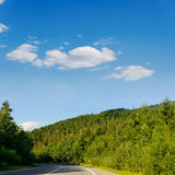 Road in mountain Royalty Free Stock Image