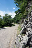 Road in mountains Royalty Free Stock Photos